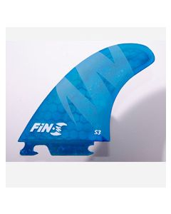 Fin-S S3 Honeycomb Thruster Fin Set